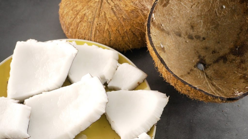 Coconut and its part